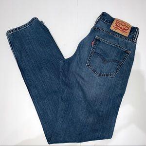 Levi's Strauss 511 Jeans 29x30 Slim Fit Denim